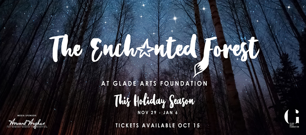 The Glades Arts Foundation - The Enchanted Forest